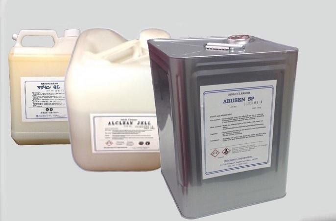 ARUSEN SP - Hóa chất làm sạch khuôn/ Mold Cleaner