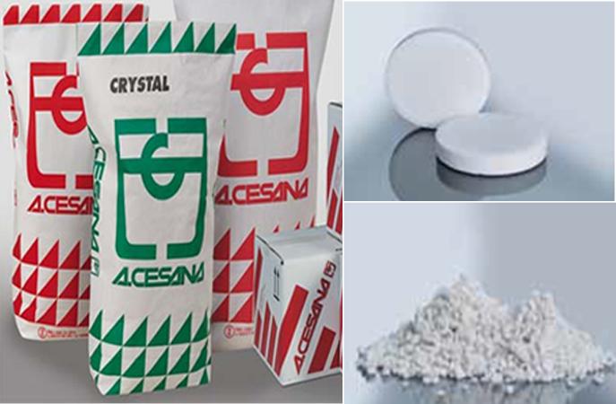 Hóa chất xử lý cho nấu luyện kim loại